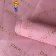 Sinicline Pink Gift Wrapping paper Size HTP-TALI-02