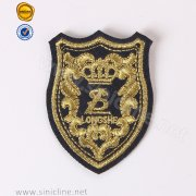 Large Embroidered Patch On College Uniform SNEM-FY-018