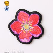 Embroidered Patch Flower SNEM-FY-025