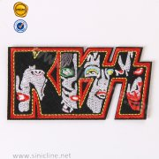 Letter On embroidery patch SNEM-FY-062