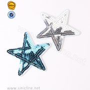 Embroidery Patch With Sequin SNEM-FY-066