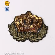 Sequin Embroidery Patch SNEM-FY-067