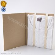 T Shirt Packaging Box with Cotton Ribbon SNCT-OLHB-K402