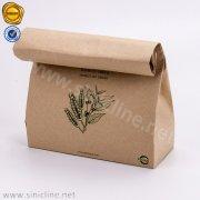 Eco Jute Fiber Paper Bag SNCT-OLHB-K405A