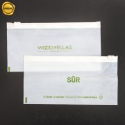 Biodegradable PLA Ziplock Bags SNHB-QHKL-002