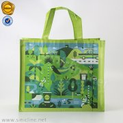 Recycled RPET Non Woven Shopping Bags SNHB-QHKL-023